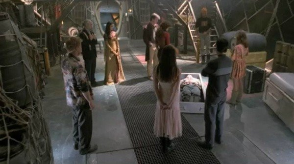 Firefly the message