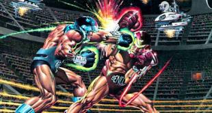 Ron WIlson's Super Boxers