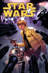 Star Wars #8 - cover