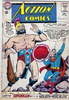 SupermanHercules