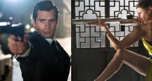 Rogue Nation Man from U.N.C.L.E. soundtrack scores