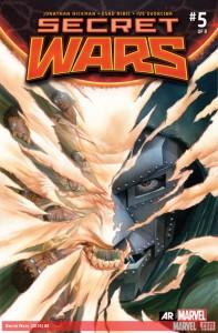 secret wars 5