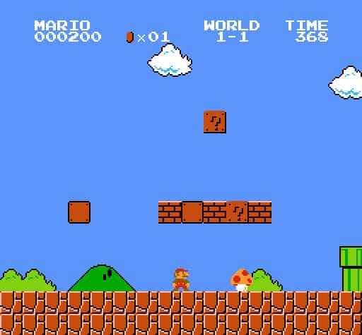 14812_Mario_Level_One