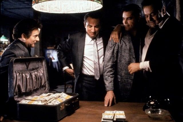 Joe Pesci, Robert De Niro, Ray Liotta, Paul Sorvino