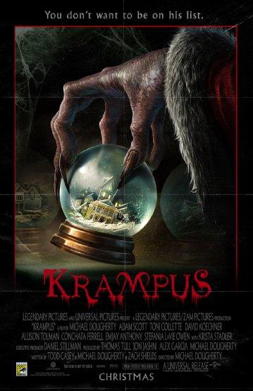 Krampus trailer