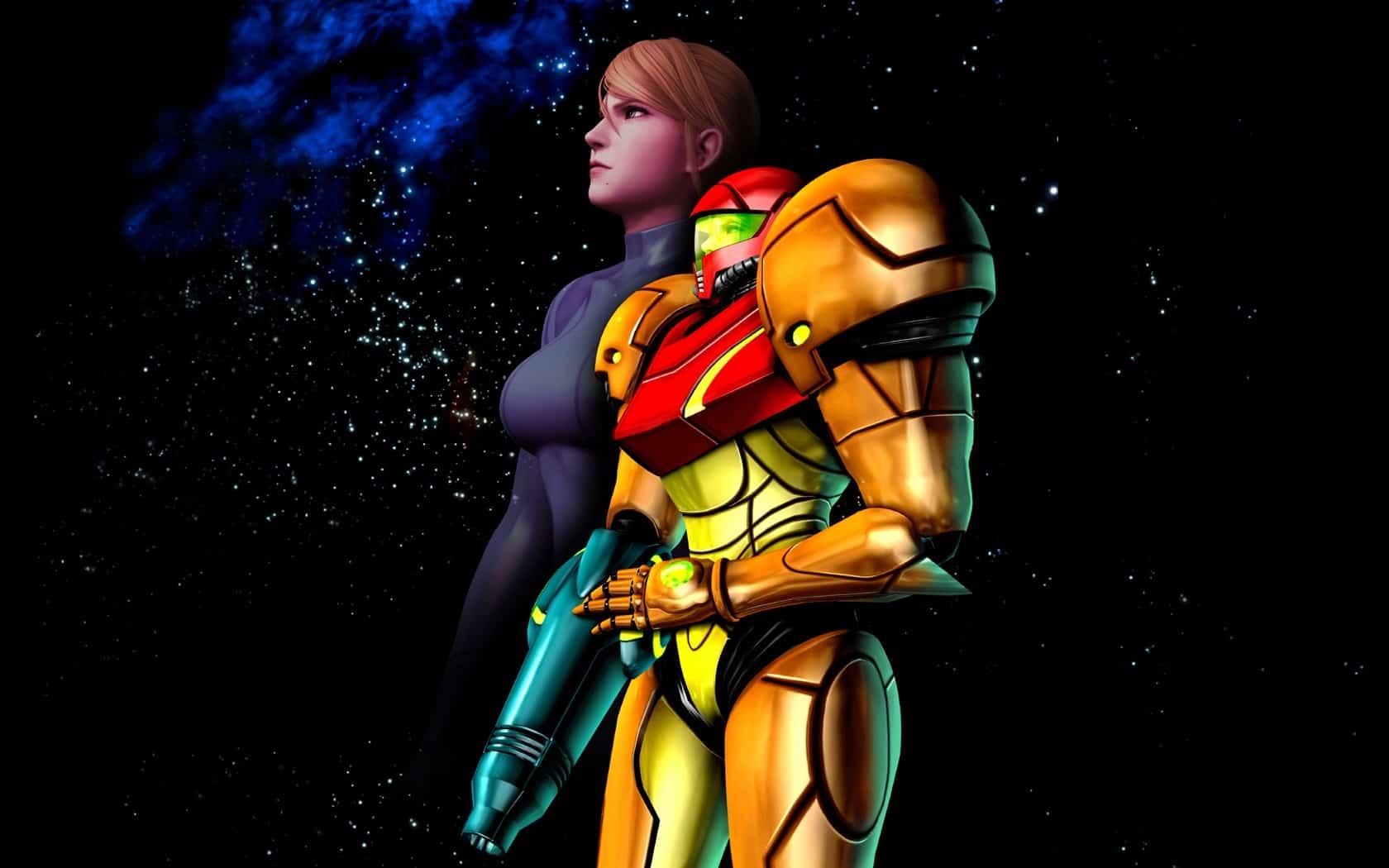 Metroid-Samus-poster