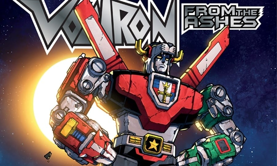 Voltron: From the Ashes #1