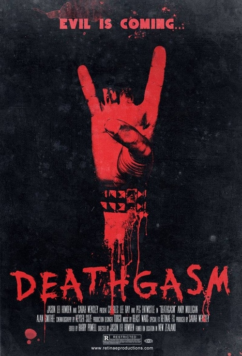 Deathgasm podcast