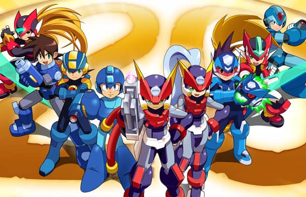 mega man movie on the way although we are cautiously