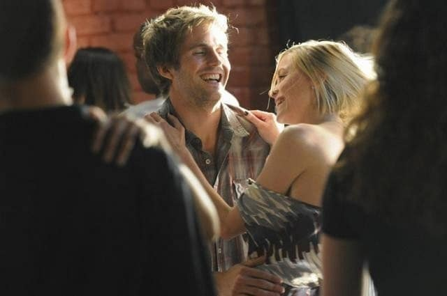 The Overachiever (Michael Stahl-David) and The Beauty Queen (Jaime King) are seen together. Are they hooking up or what?