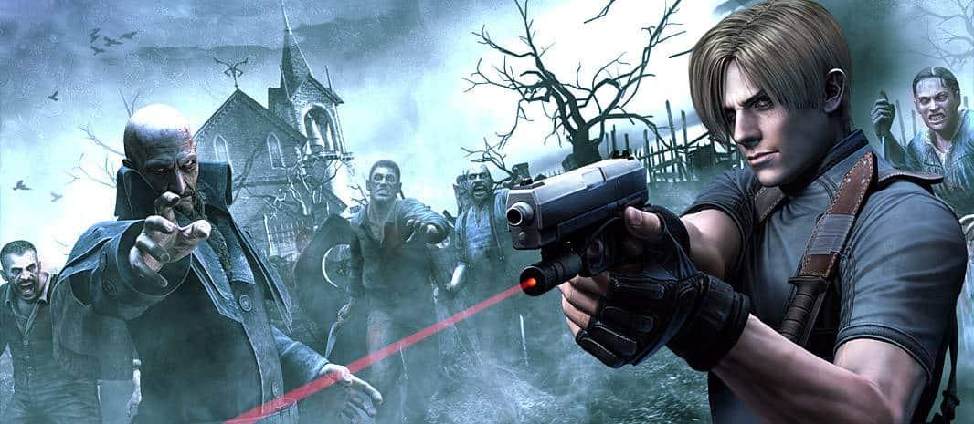 Resident Evil 4 Podcast Review
