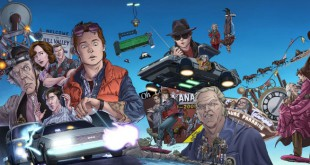 Back to the Future #1 - Teaser