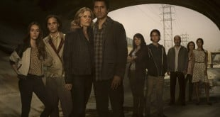 Fear The Walking Dead S1 cast