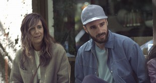 Kristen Wiig and Sebastian Silva in NASTY BABY_Courtesy of The Orchard