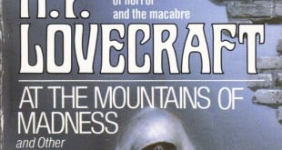 Lovecraft Mountains of Madness Display