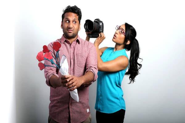 Meet The Patels Ravi and Geeta