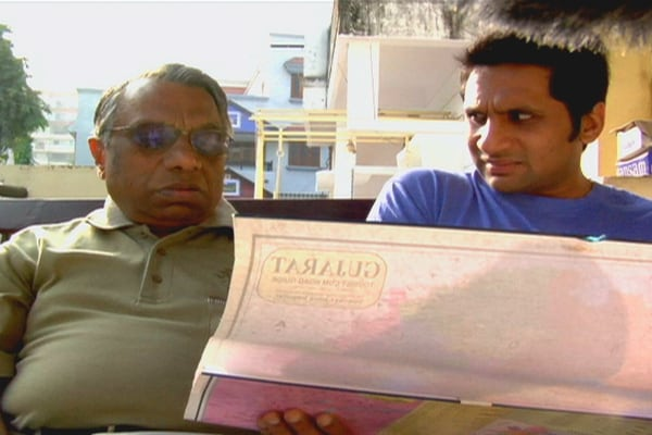 Meet the Patels Vasant and Ravi
