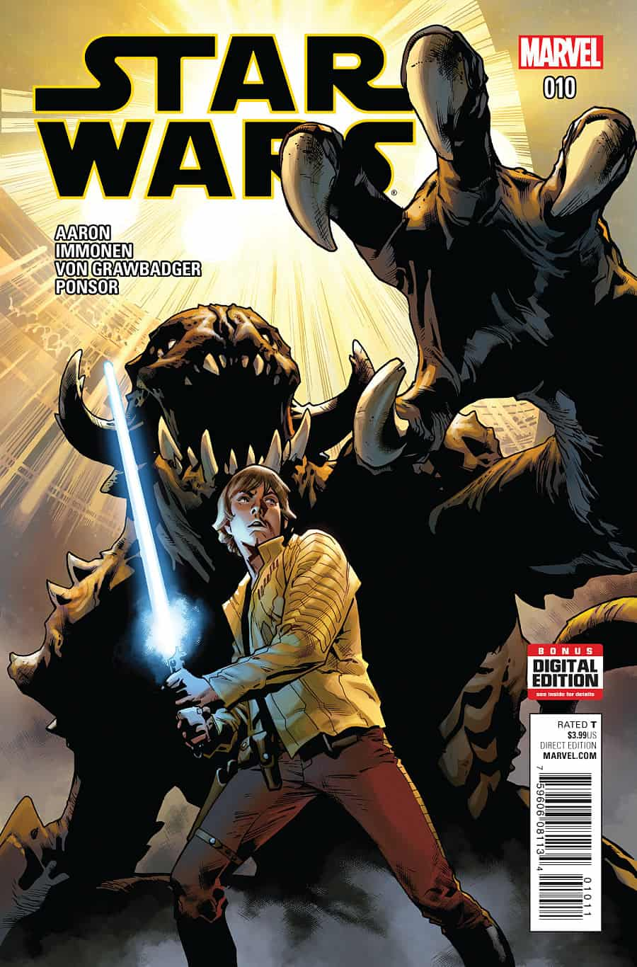 Star Wars #10 - Cover