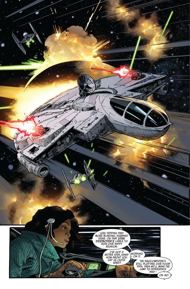 Star Wars #10 - Escape