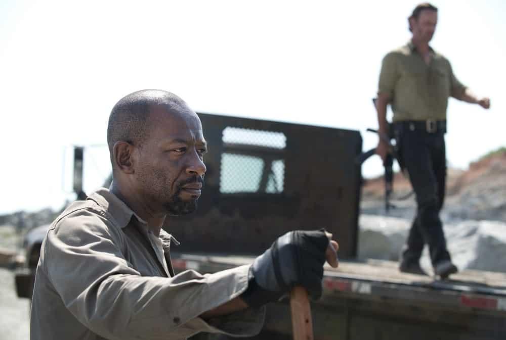 The Walking Dead S06E01