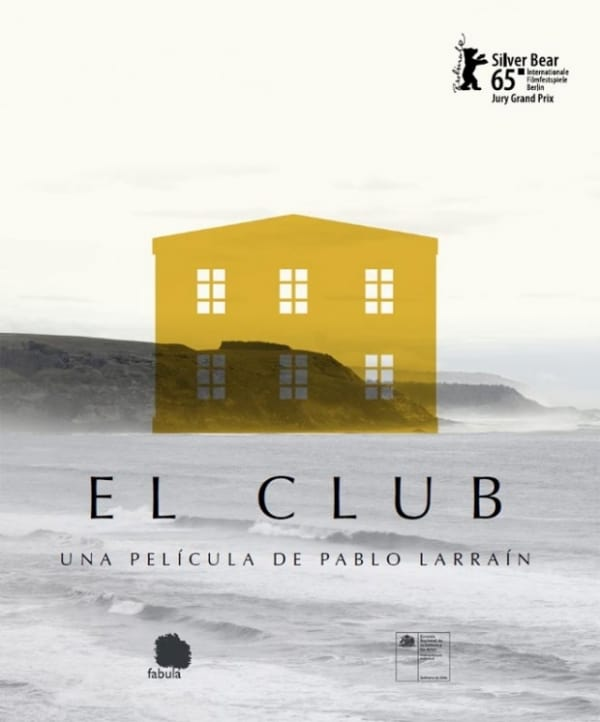the-club poster
