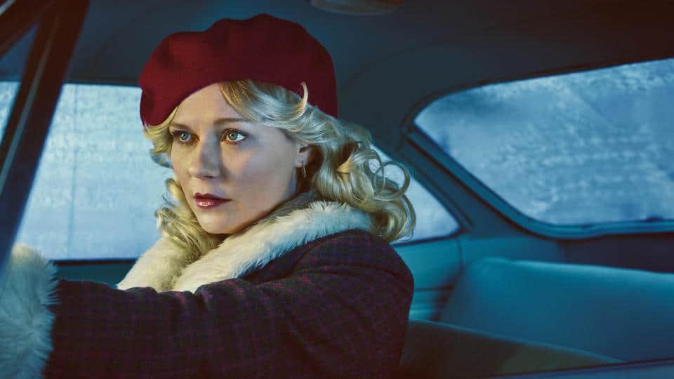FARGO -- Pictured: Kirsten Dunst as Peggy.CR: Mathias Clamer/FX