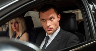 """M112  Ed Skrein (right.) and Loan Chabanol star in  EuropaCorp's  """"The Transporter Refueled""""..credit: Bruno Calvo..© 2014 – EUROPACORP – TF1 FILMS PRODUCTION"""
