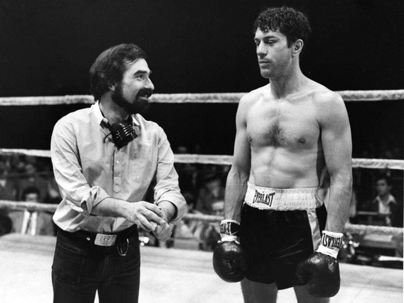 Raging Bull Scorsese and De Niro
