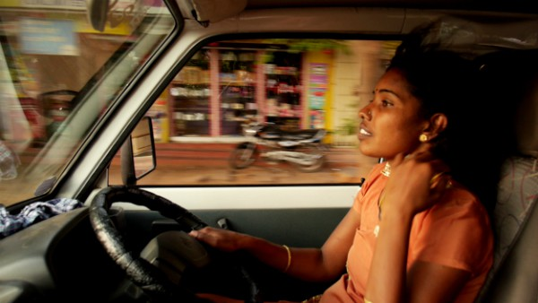 Driving With Selvi still2