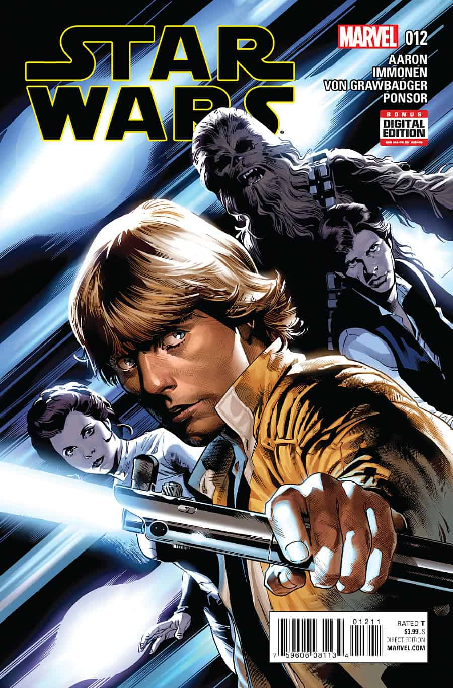 Star Wars #12 - Cover
