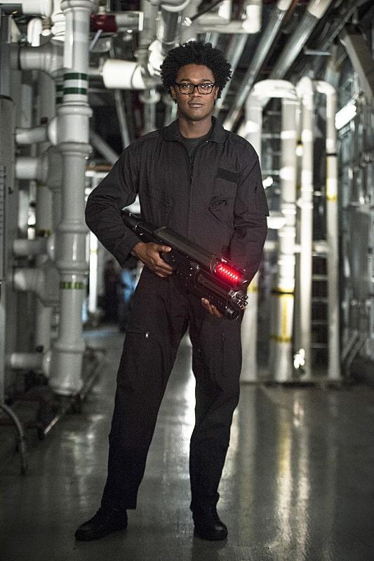 Echo Kellum as Mr. Terrific
