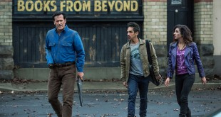 Ash vs Evil Dead Books from Beyond display