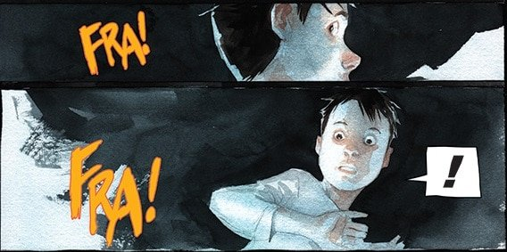 From Descender #1