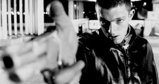 No Merchandising. Editorial Use Only. No Book Cover Usage Mandatory Credit: Photo by Everett Collection / Rex Features (520167a) 'LA HAINE' - Vincent Cassel, 1995. 'LA HAINE' FILM STILLS - 1995