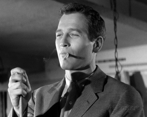 It seems like every memorable gambling movie filmed in the 60s, 70s, and 80s was graced with legend Paul Newman's presence.