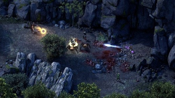 Pillars of Eternity offers a true contender for the Baldur's Gate 2 crown, from much of the same team