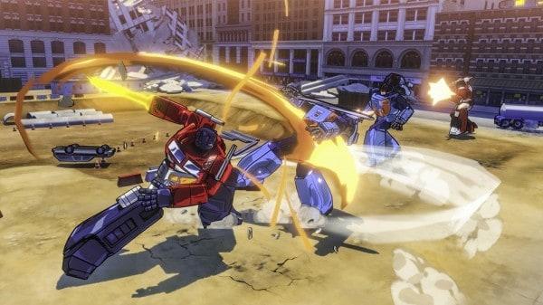 Transformers Devastation Satisfies The Nostalgic Craving Of Old
