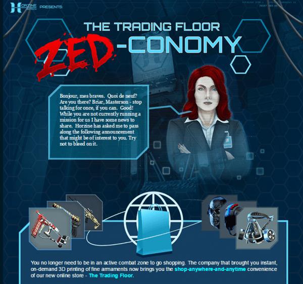 KF2's Trading Floor Update