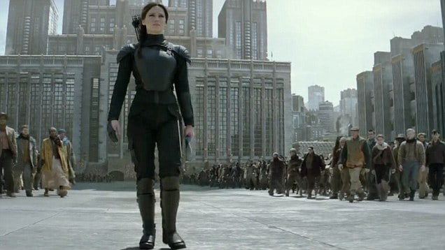 Hunger Games MockingJay Podcast Review