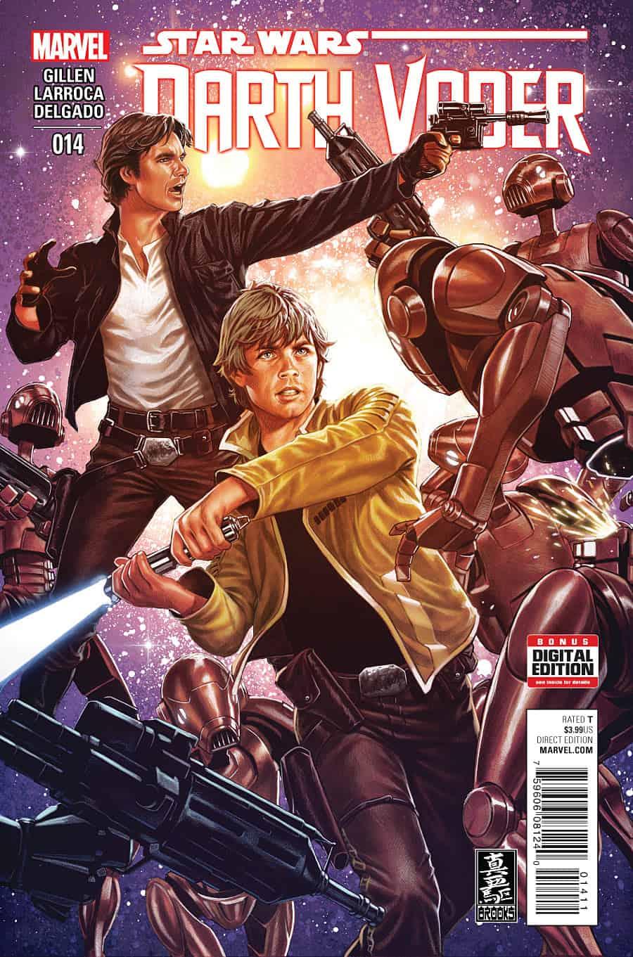 Darth Vader #14 - Cover