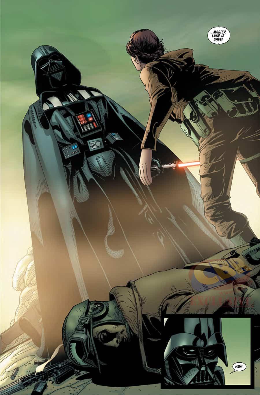 Darth Vader #14 - Page