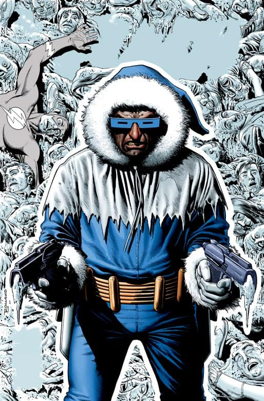 Captain Cold - Comics