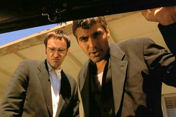 Clooney Tarantino 01