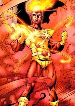 Firestorm - Comic