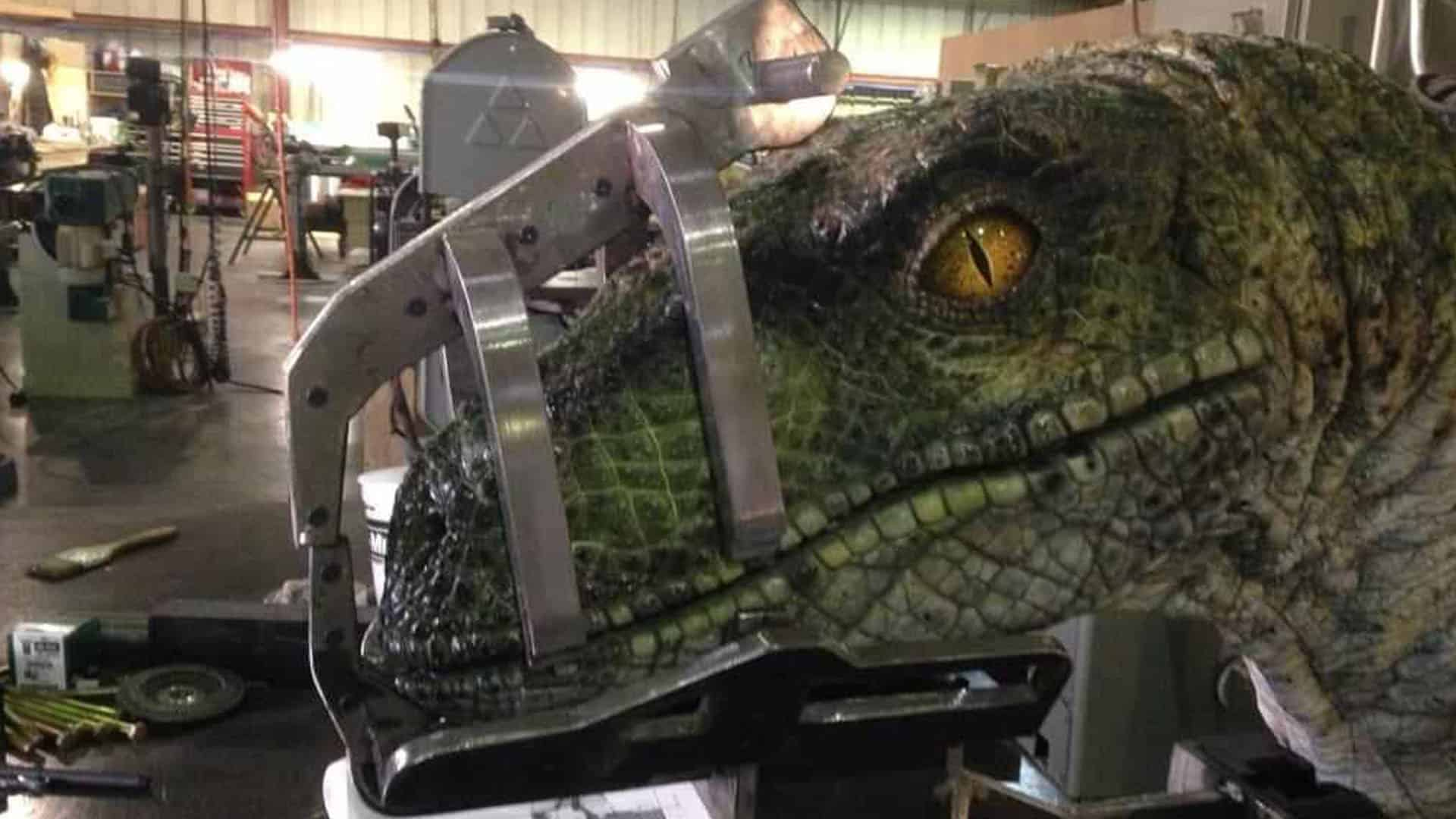 go inside the effects of jurassic world in new