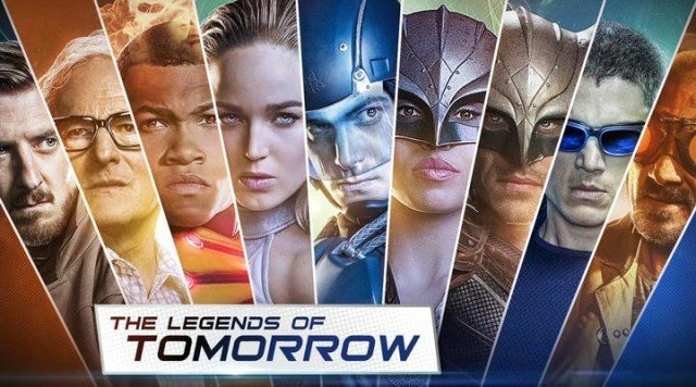 Legends Of Tomorrow pilot