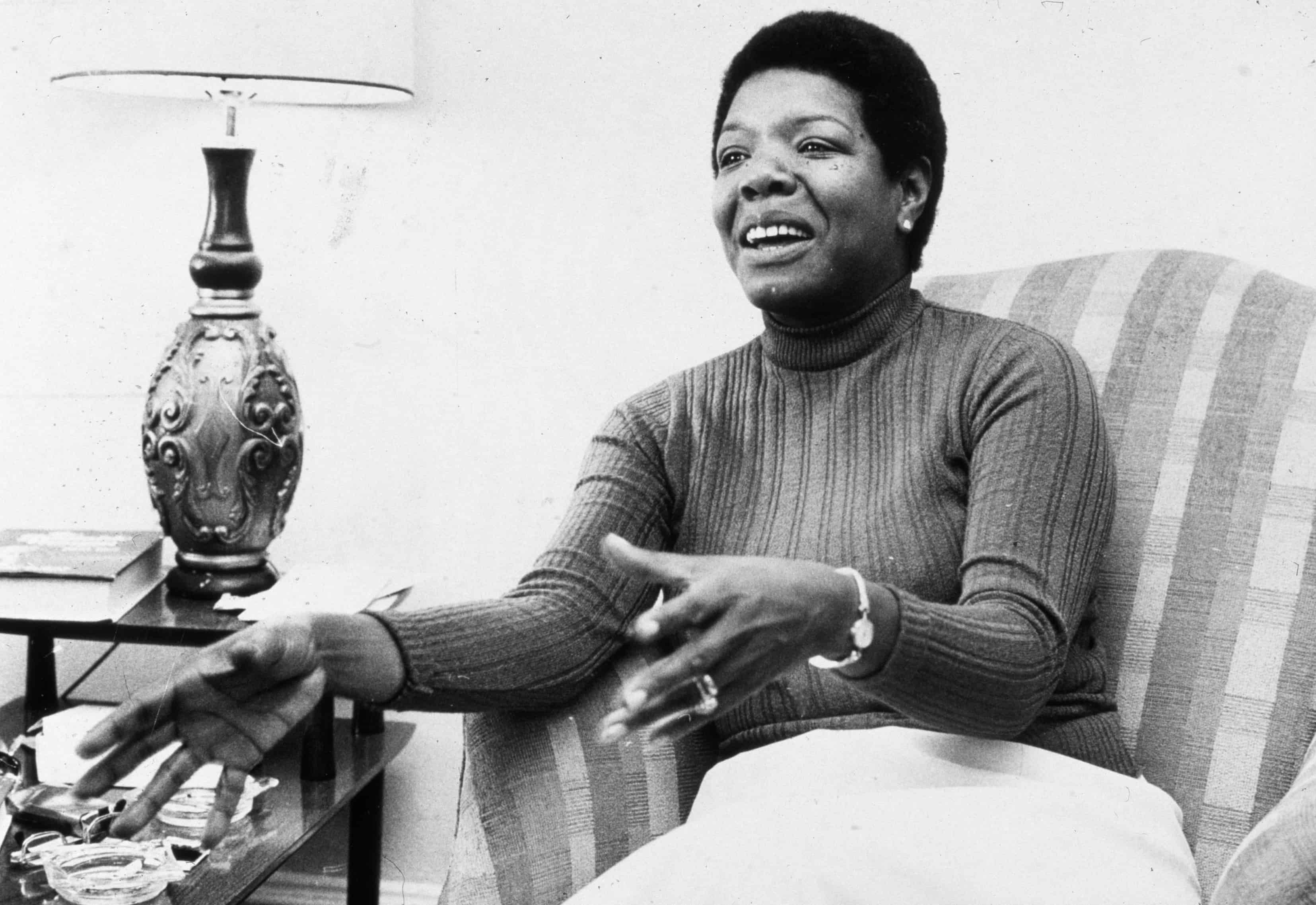 Maya Angelou and Still I Rise courtesy of the Sundance Film Festival