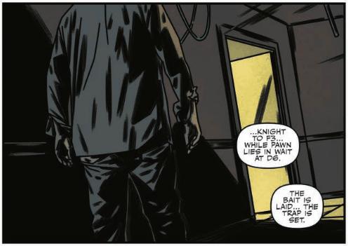 Mulder walks into Praise's trap