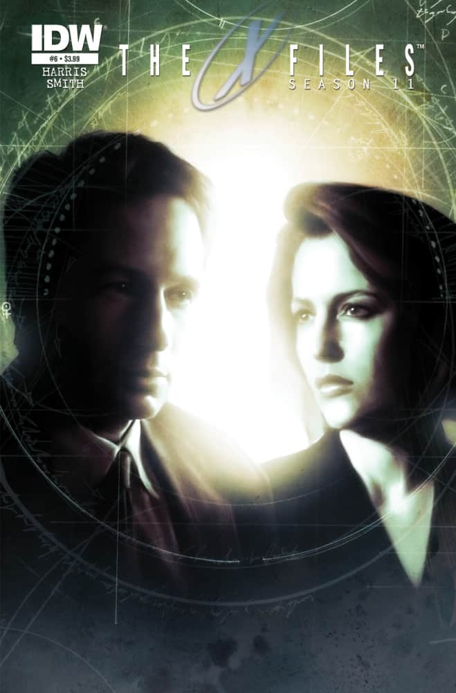 The X-Files: Season 11 #6 Cover