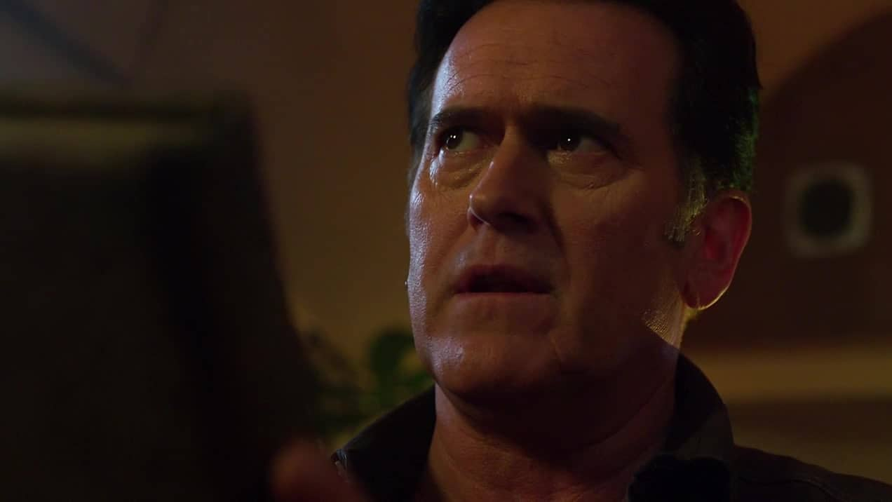 """Ash vs Evil Dead, Ep. 1.10, """"The Dark One"""": An Unsatisfying Conclusion"""